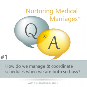 Medical marriage q&A