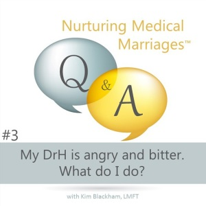 burnout medical marriage