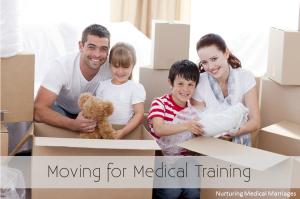 moving for medical training